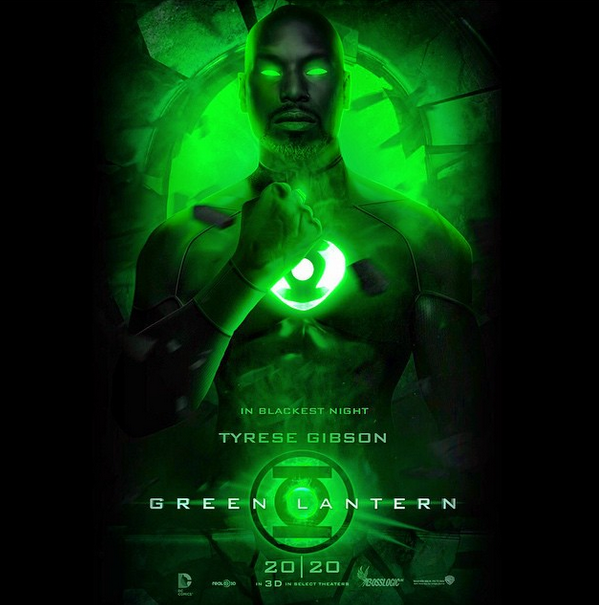 39 green lantern 39 movie update tyrese gibson wants role bradley cooper leads casting list. Black Bedroom Furniture Sets. Home Design Ideas