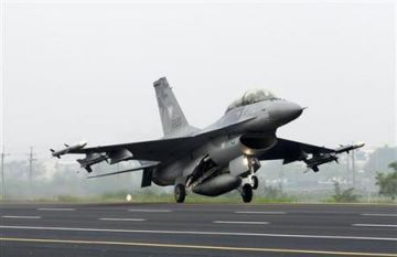 UAE F-16 fighters return to international coalition versus ISIS