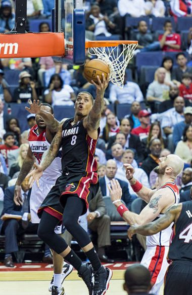 Luther Heats Up The Screen: Miami Heat NBA 2015 Roster Rumors: Beasley Likely To Be