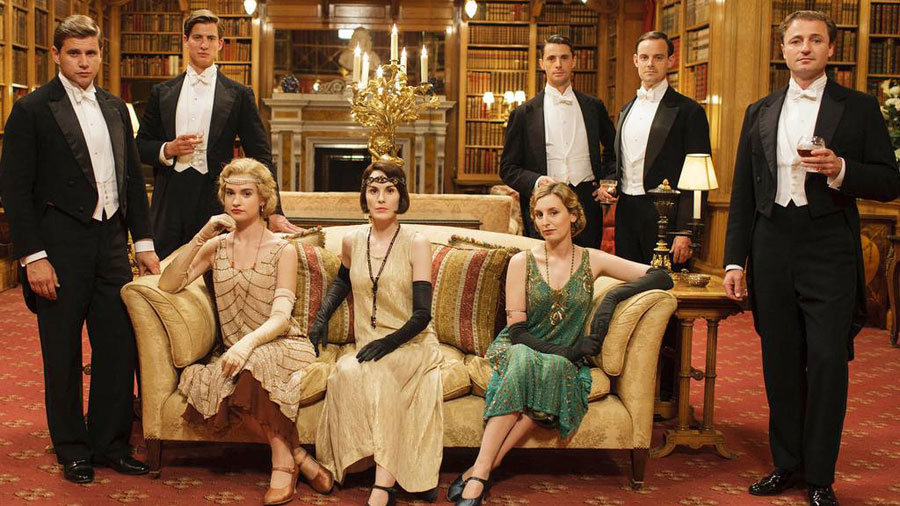 Image result for Downton Abbey/season five