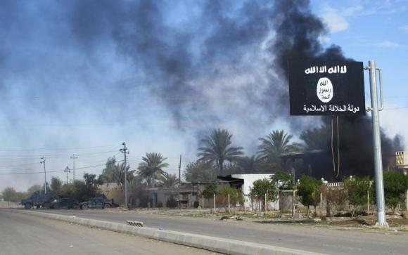 The Black Flag of the ISIS