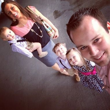 Josh and Anna Duggar's Family