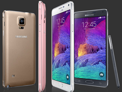 Samsung Note 5 release date with Gear A smartwatch?