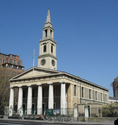 St John's Waterloo