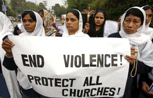 UK Government pledges to accept all recommendations of Christian persecution review