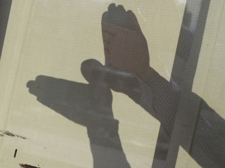 hands shadow