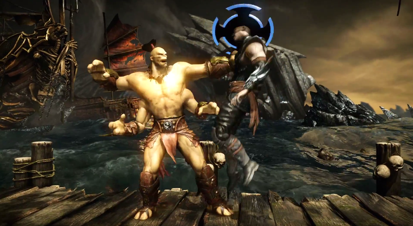 Mortal Kombat X Latest Gameplay Trailer Demonstrates Goro S