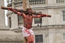 How The Passion was brought to life in central London