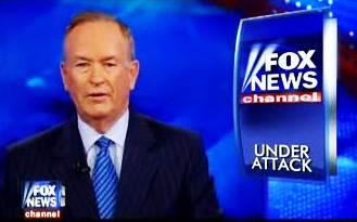 Bill O'Reilly debates with guest Kirsten Powers on 'The O'Reilly Factor' on  June 22, 2015. [YouTube]