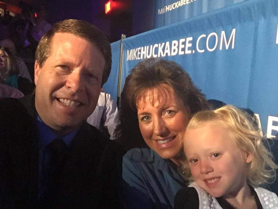 '19 Kids and Counting' stars Jim Bob and Michelle Duggar ...