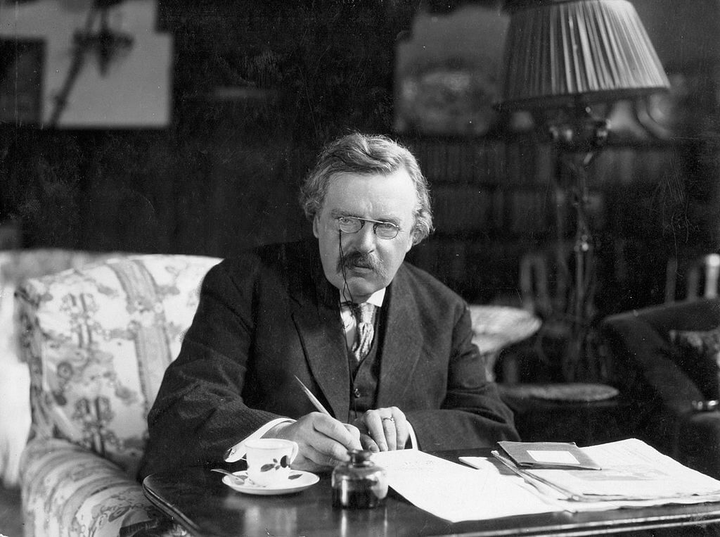 The wit and wisdom of GK Chesterton: 10 quotes to make you think