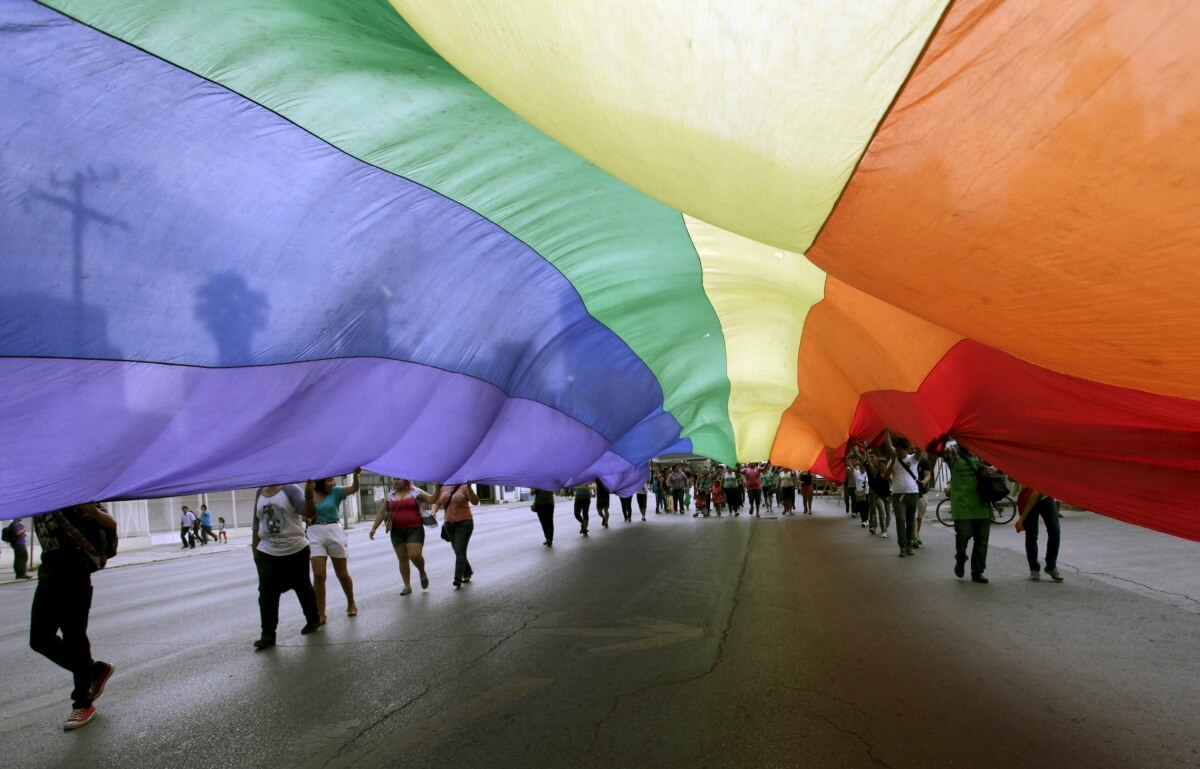 Most religious groups support gay marriage - with the exception of white evangelical Christians