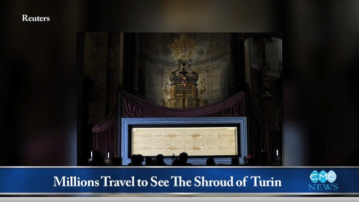 the controversy surrounding the shroud of turin Corvallis man's copy of the shroud of turin will be on the lines and strange shapes surrounding the body are scorch from turin, shrouded in controversy.