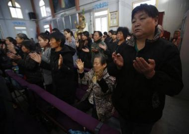 Catholics in China