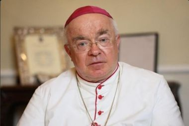 Image result for archbishop jozef wesolowski