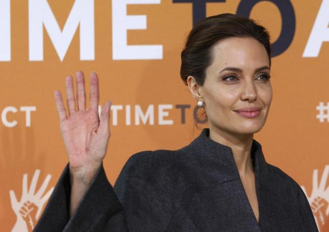 Angelina Jolie Under Fire for Playing Cruel Casting Game on Cambodian Children