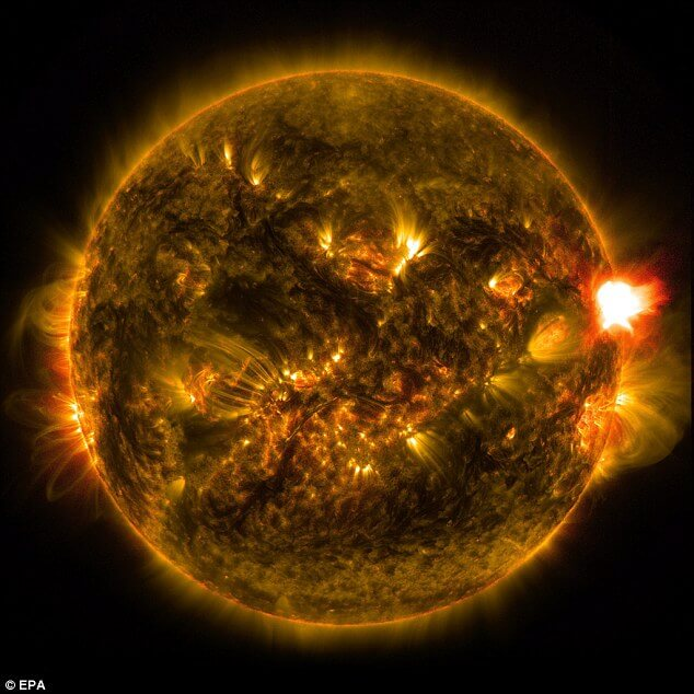 Biology meets physics: Arthritis may be linked to solar storms