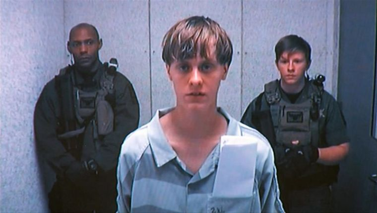 Dylann Roof bond hearing