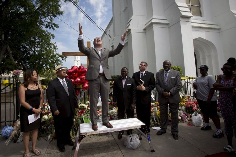 Charleston Shooting: Emanuel AME Church To Reopen For