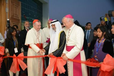 Second church in UAE