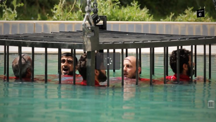 New video shows ISIS executions becoming more and more savage