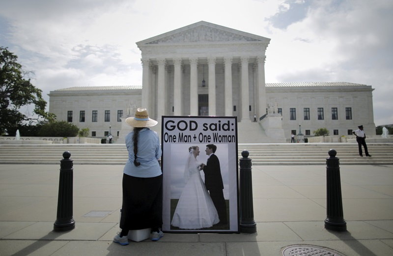 Christian leaders slam US Supreme Court ruling on gay marriage, warn Christians of looming persecution