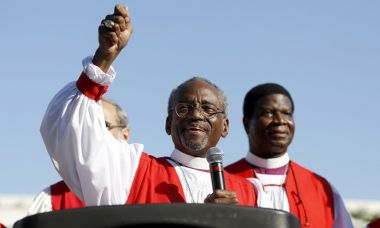 New US Episcopal Church presiding bishop
