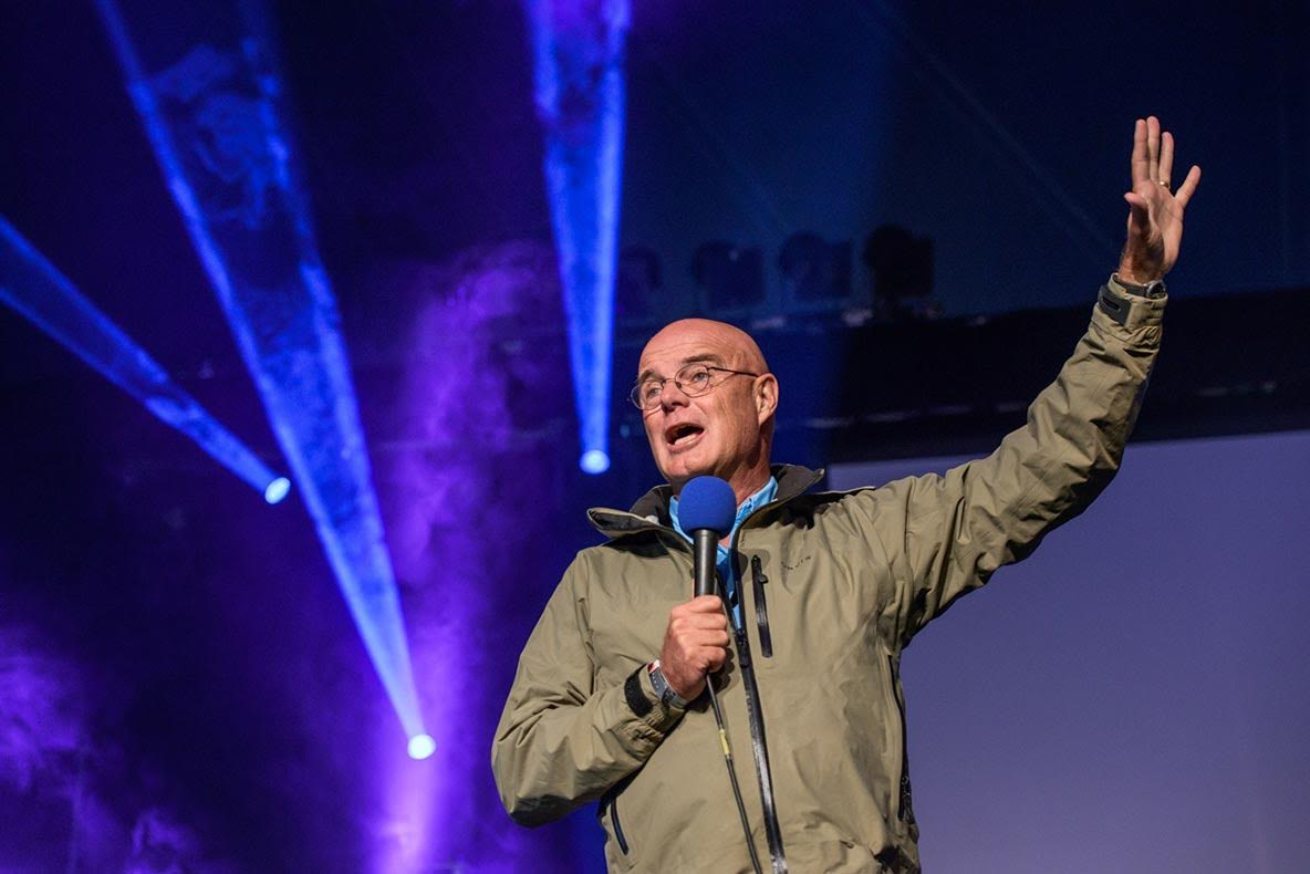 The Christian Comeback Is Coming Says Brian Mclaren