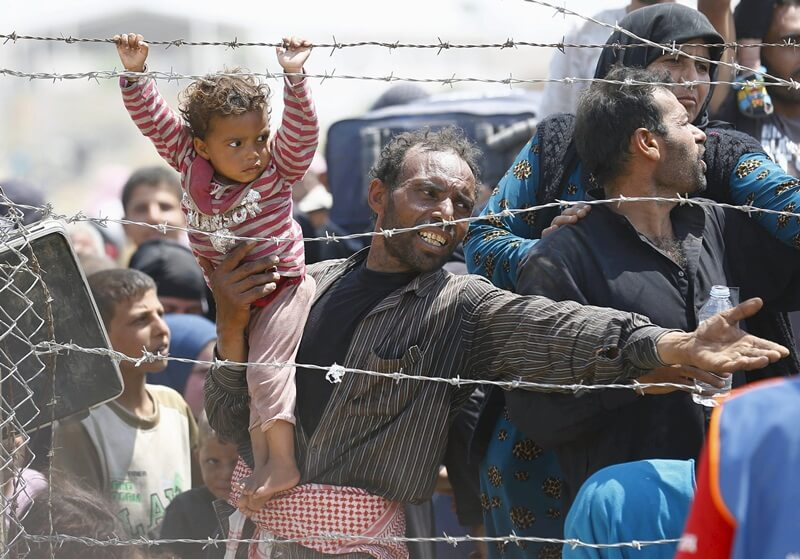 More than 9000 brits offer to take in children fleeing syria more than 9000 brits offer to take in children fleeing syria christian news on christian today ccuart Choice Image