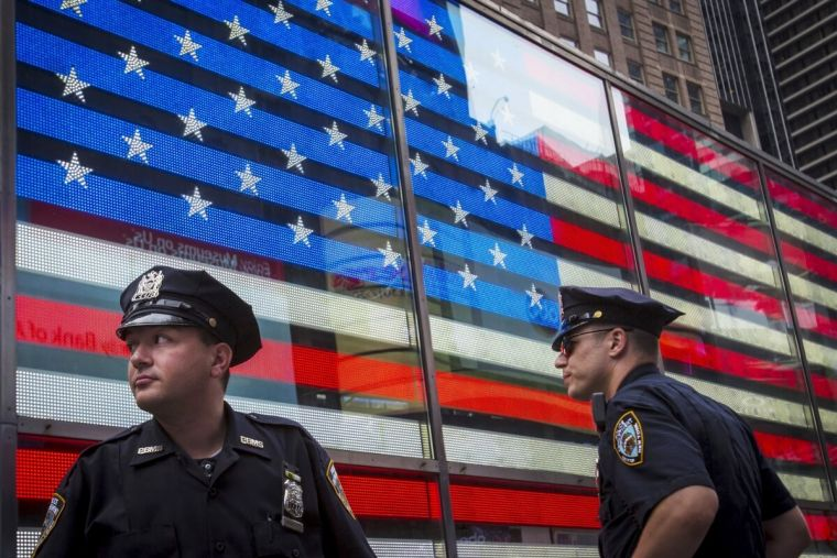 Policing in the united states today