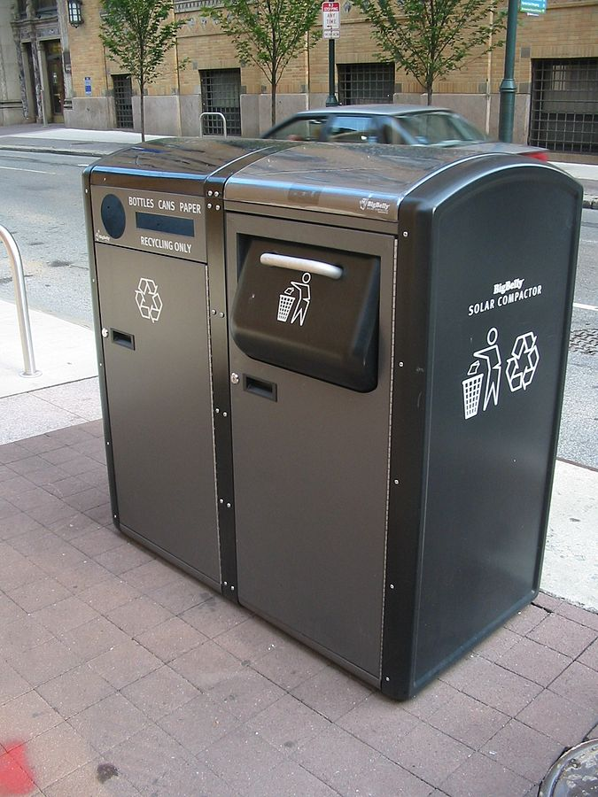 Smart Trash Cans In New York To Become Wi Fi Hotspots