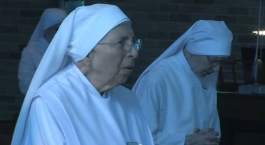 Members of the Little Sisters of the Poor