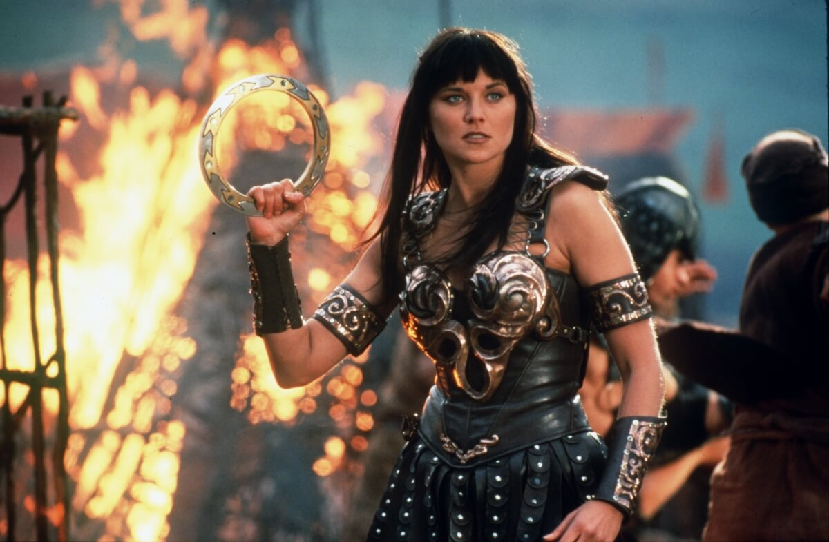 NBC Backs Out of the 'Xena: Warrior Princess' Reboot