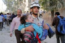 Over 1,000 children killed amid continued use of barrel bombs by Syrian air force