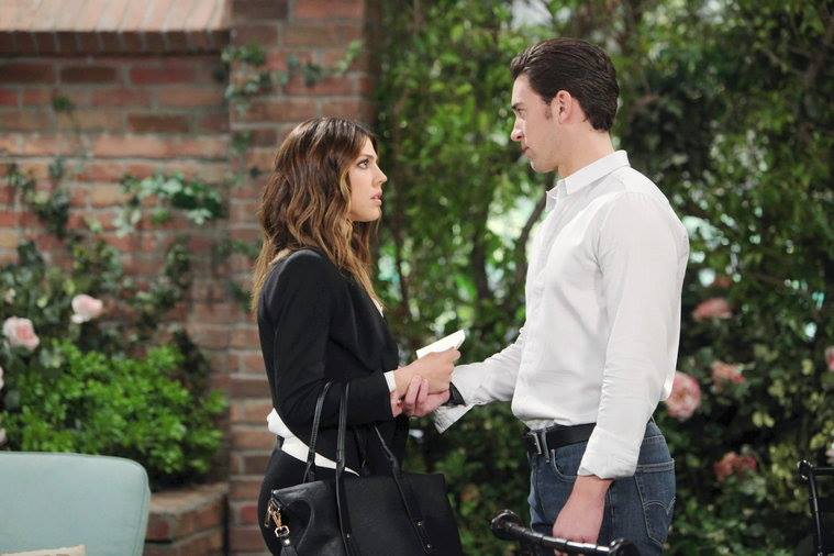 days of our lives chad and abigail