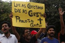 Pope Francis sees Christian 'genocide' as persecution affects 200 million Christians