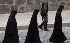 Ukrainian churches fearful of terrorist accusations as they face clampdown from separatists