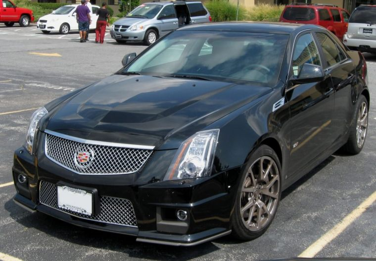 Cadillac CTSV 2016 specs features details What makes it special