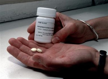 Abortion drug OK'd in Canada