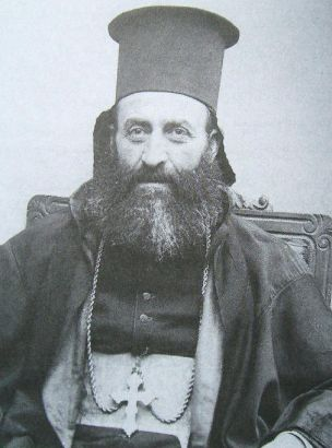 Bishop Flavien-Michel Malké