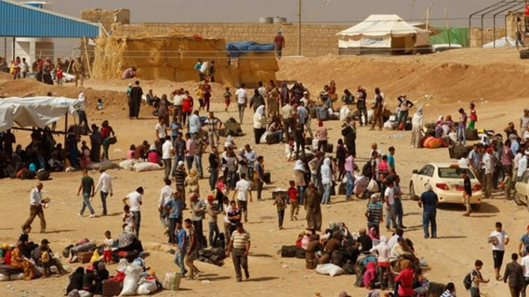 Persecuted Christians in Iraq