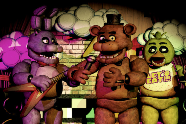 Five Nights at Freddy\'s 4\' gets Halloween update; no fifth ...