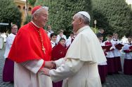 vincent-nichols-and-pope-francis
