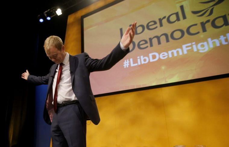 Tim Farron conference speech