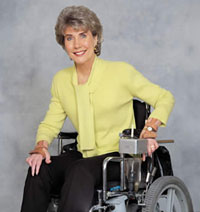 Joni Eareckson Tada, leading US disability rights campaigner, told ...