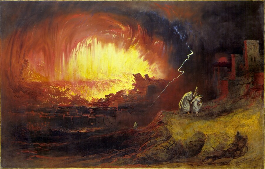 Archaeologists uncover ruins of Sodom, the lost ancient biblical city destroyed by God