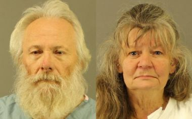 Bruce and Deborah Leonard - parents who mauled their sons in NY