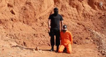 ISIS behead South Sudanese Christian