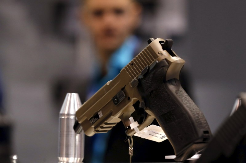 Gun background checks hit single-day record on Black Friday