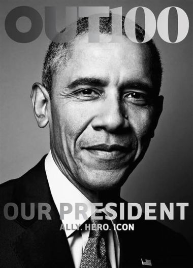 President Obama as LGBT ally of the year